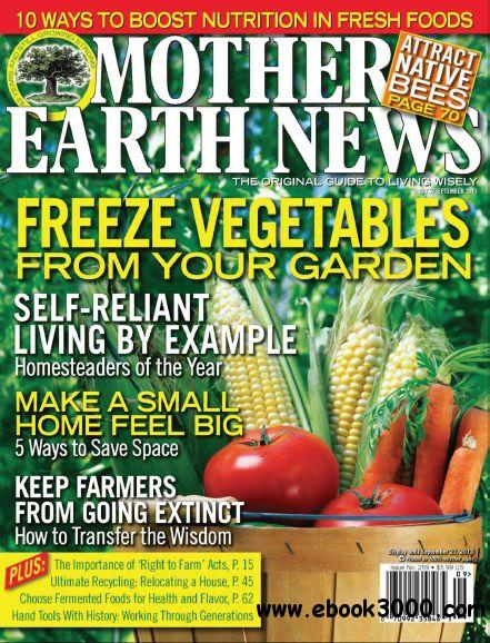 Mother Earth News - August/September 2013 free download