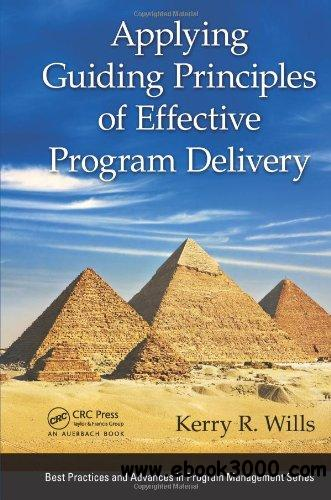 Applying Guiding Principles of Effective Program Delivery free download