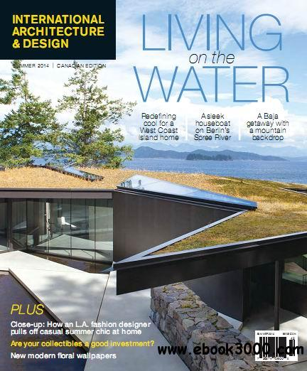 international architecture design magazine summer 2014