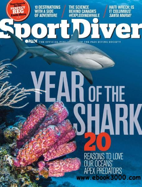 Sport Diver USA - August 2014 free download