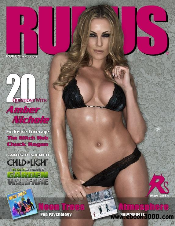 RUKUS magazine - May 2014 free download