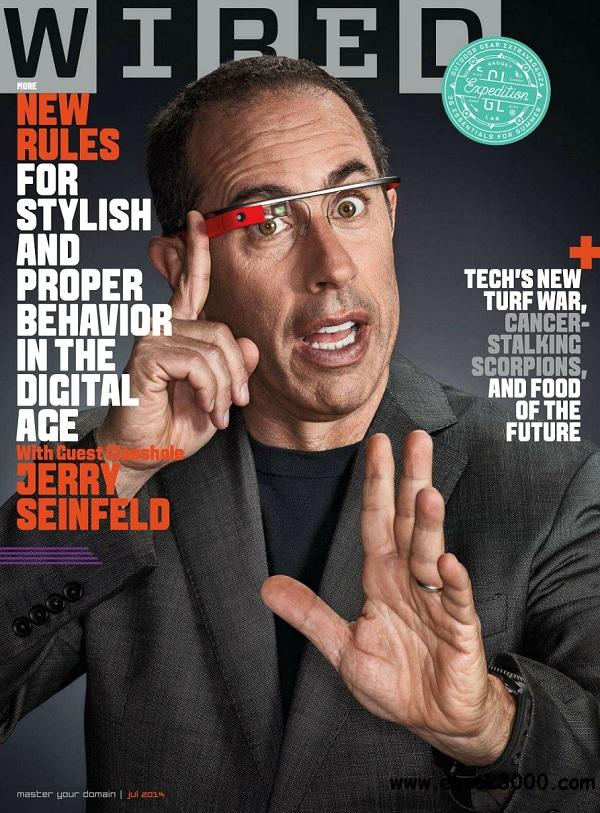 Wired USA - July 2014 free download
