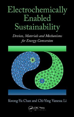 Electrochemically Enabled Sustainability: Devices, Materials and Mechanisms for Energy Conversion free download