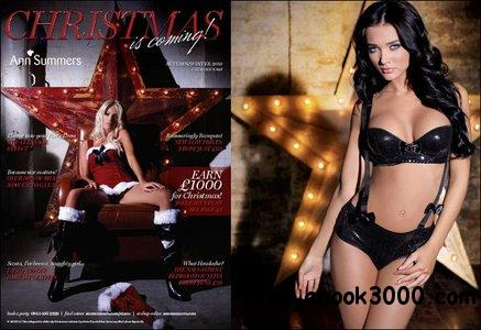 Ann Summers - Lingerie Autumn Winter Collection Catalog 2010 free download