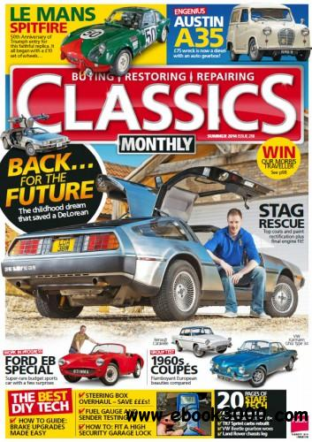 Classics Monthly - Summer 2014 free download