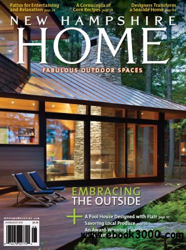 New Hampshire Home - July August 2014 free download
