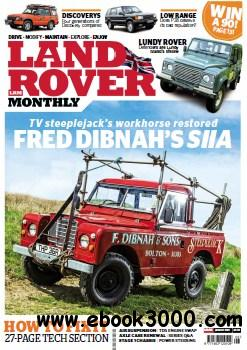 Land Rover Monthly - August 2014 free download