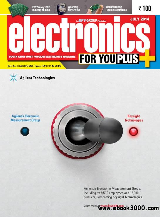Electronics For You - July 2014 free download