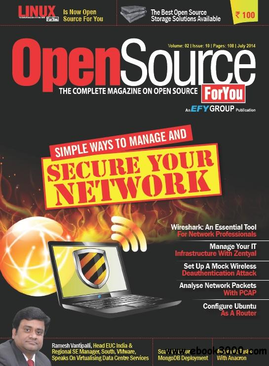 Open Source For You - July 2014 free download