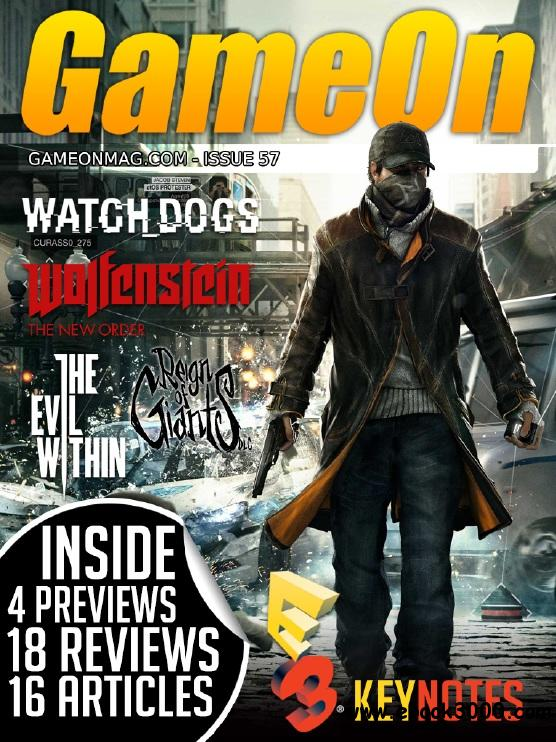 GameOn Magazine - July 2014 free download