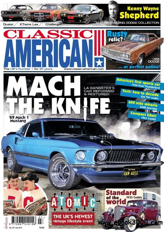 Classic American - July 2014 free download