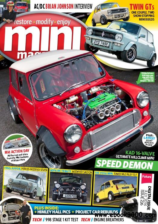 Mini Magazine - July 2014 free download