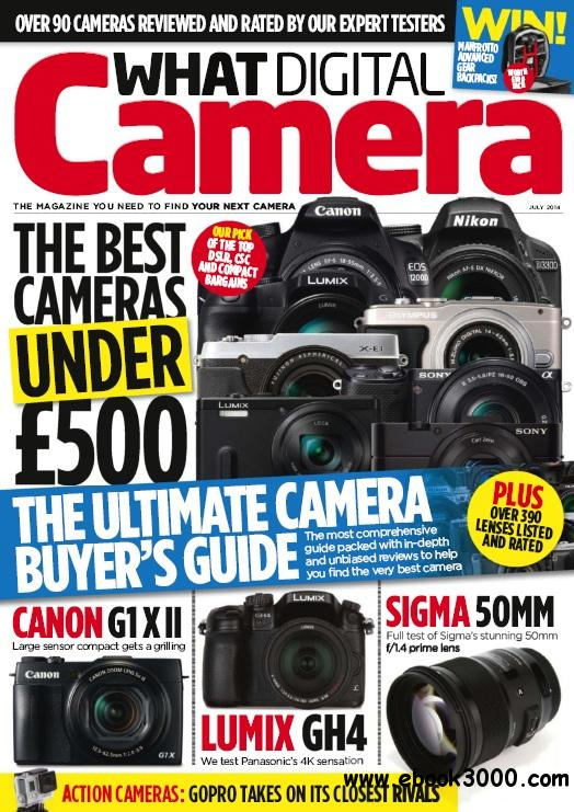 What Digital Camera - July 2014 free download