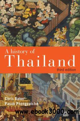 A History of Thailand free download