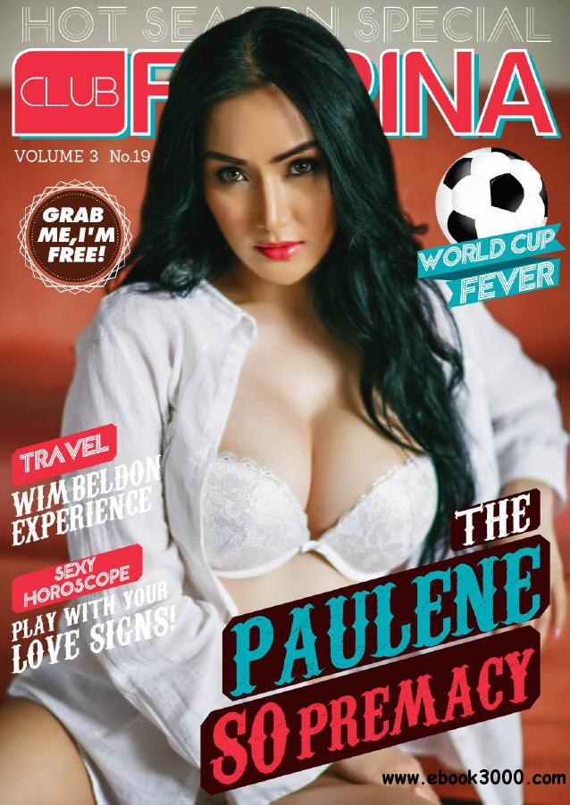 Club Filipina - Volume 3 Issue19, 2014 free download