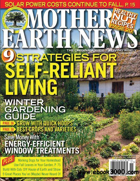 Mother Earth News - October/November 2013 free download