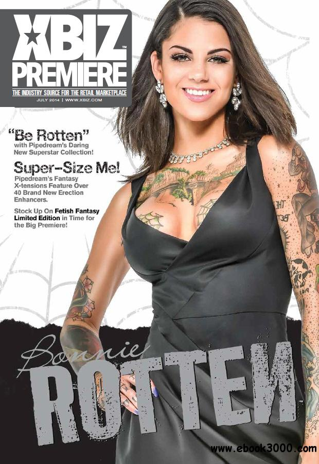 XBIZ Premiere - July 2014 free download