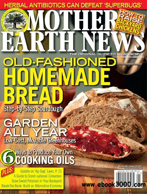 Mother Earth News - December 2013/January 2014 free download