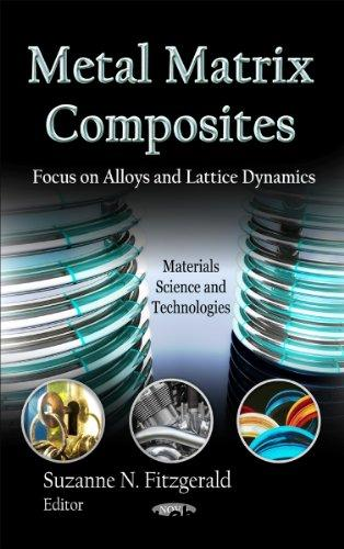 Metal Matrix Composites: Focus on Alloys & Lattice Dynamics free download
