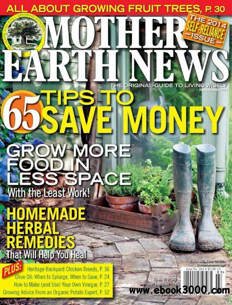 Mother Earth News - February/March 2014 free download