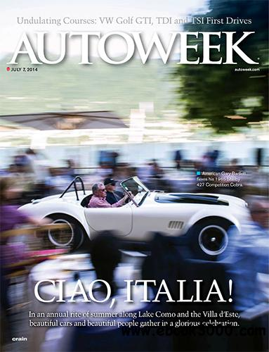 Autoweek - 7 July 2014 free download