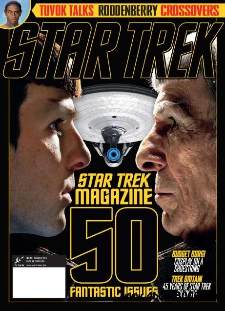 Star Trek Magazine - Summer 2014 free download