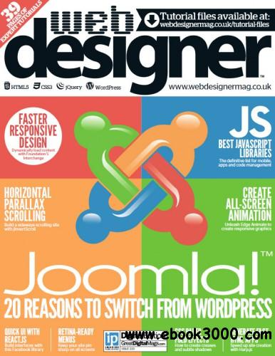 Web Designer - Issue 220 2014 free download