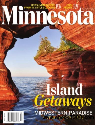 Minnesota Monthly - July 2014 free download