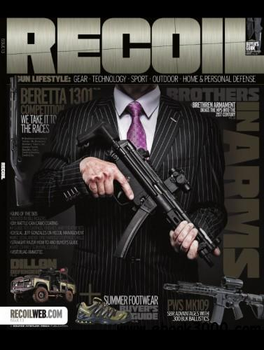Recoil - July August 2014 free download