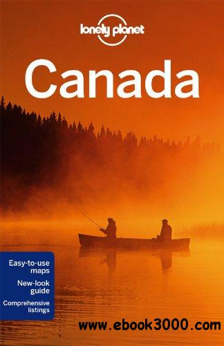 Lonely Planet Canada, 12 edition free download