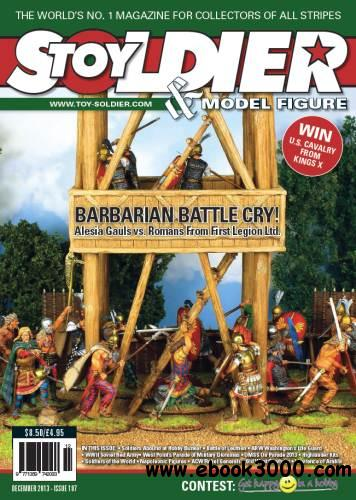 Toy Soldier & Model Figure - Issue 187 (December 2013) free download
