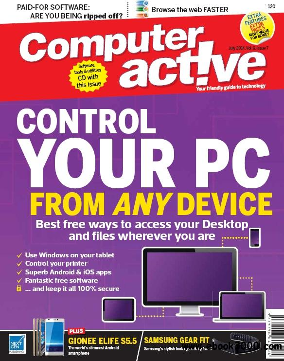 Computer Active India - July 2014 free download