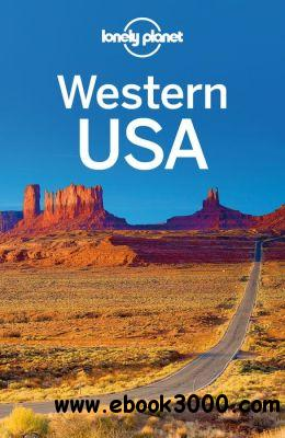 Lonely Planet Western USA free download