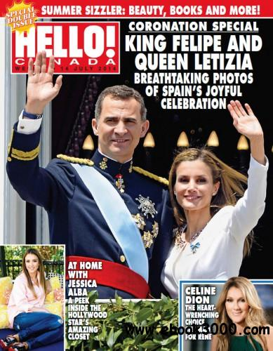Hello! Canada - 14 July 2014 free download