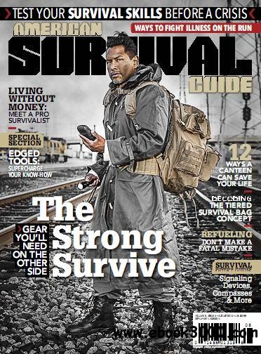 American Survival Guide - August 2014 free download