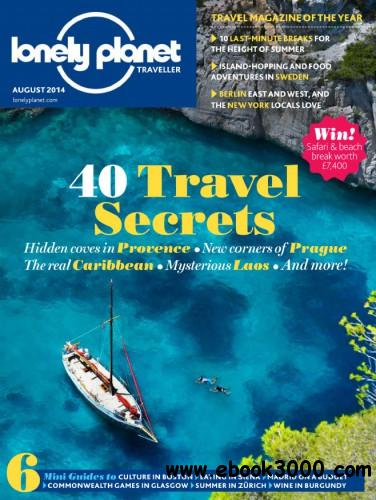 Lonely Planet Traveller - August 2014 free download
