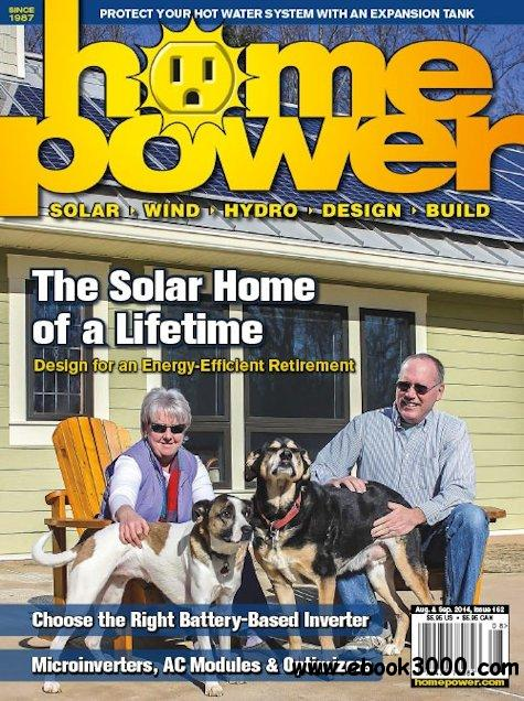 Home Power #162 (August/September 2014) free download