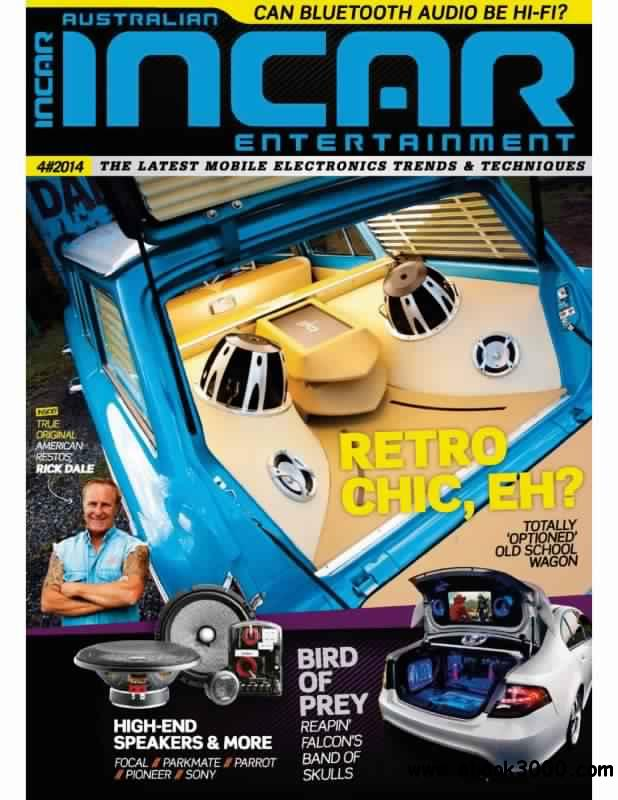 InCar Entertainment No.4 - 2014 free download