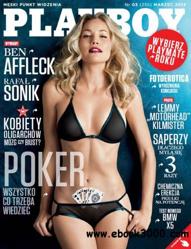 Playboy Poland - March 2014 free download