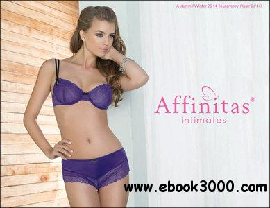Affinitas Intimates - Lingerie Autumn Winter Collection Catalog 2014 free download