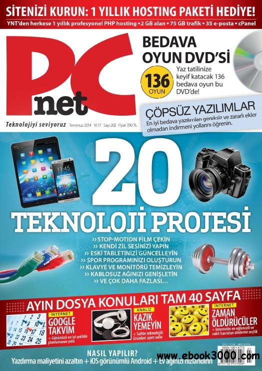 PCnet - July 2014 free download