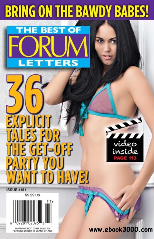 Best of Penthouse Forum - Issue No. 151, 2014 free download