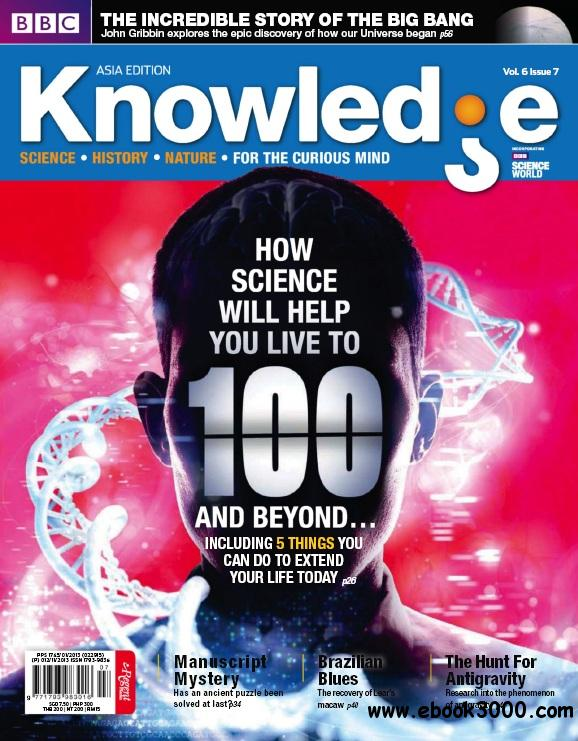 BBC Knowledge Asia Edition - July 2014 free download