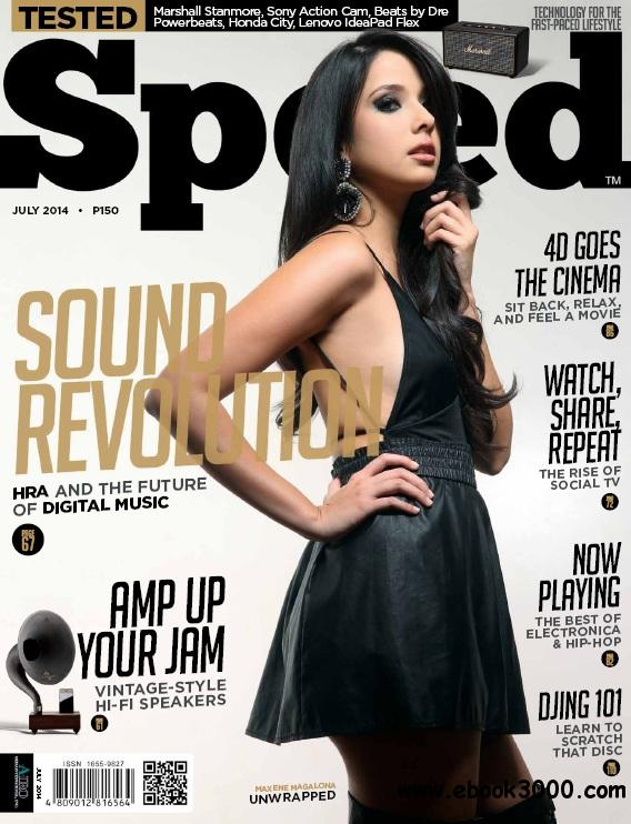 Speed Philippines - July 2014 free download