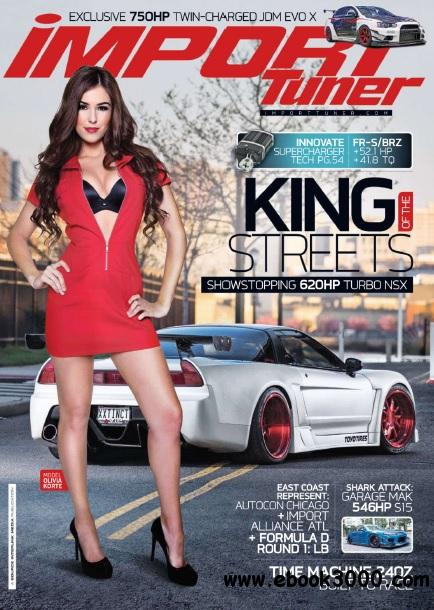 Import Tuner USA - August-September 2014 free download