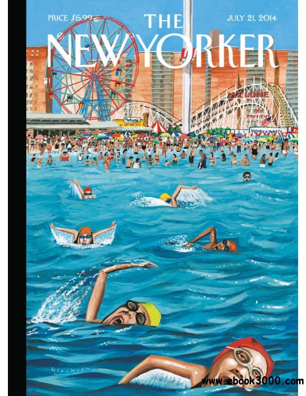 The New Yorker - 21 July 2014 free download
