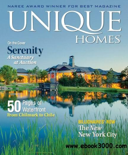 Unique homes magazine summer 2014 free ebooks download for Free home magazines