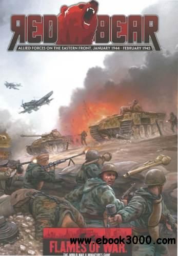 Red Bear: Allied Forces on the Eastern Front, January 1944-February 1945 (Flames of War) free download