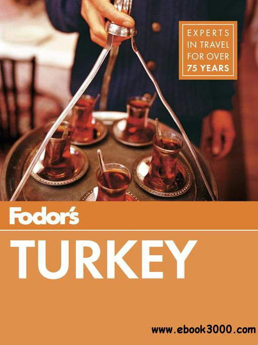 Fodor's Turkey (Full-color Travel Guide) free download