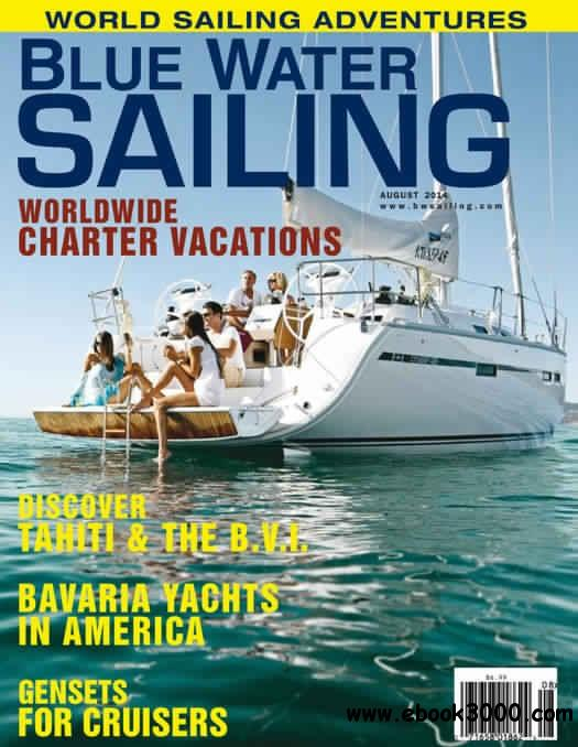 Blue Water Sailing - August 2014 free download